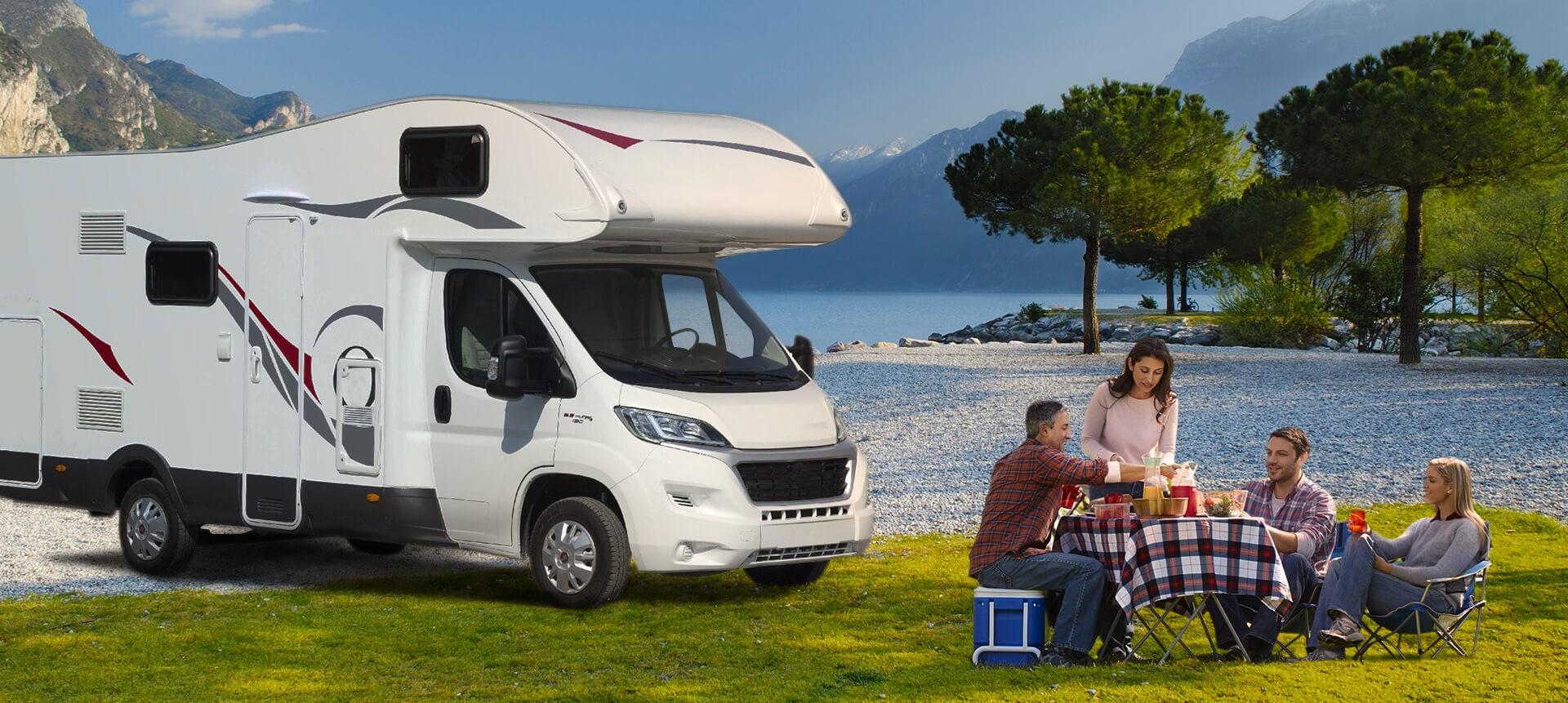 Noleggio Camper Verona